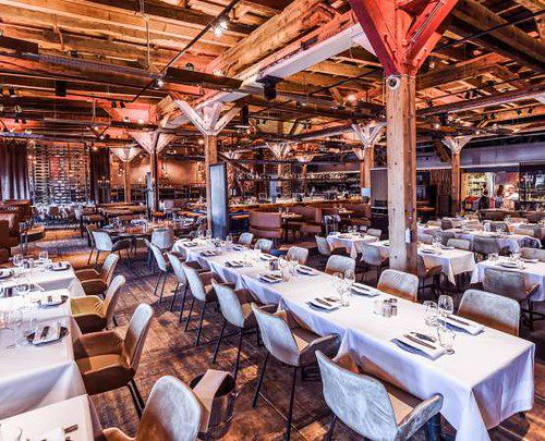 The Harbour Club Amsterdam Oost